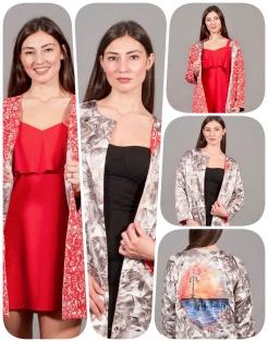 cappotto kimono COLLAGE