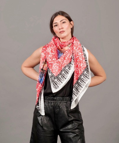 foulard 1
