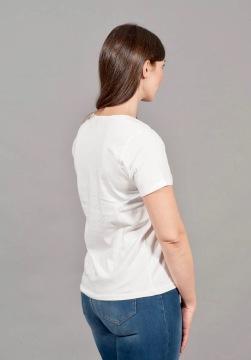 t-shirt a V 3