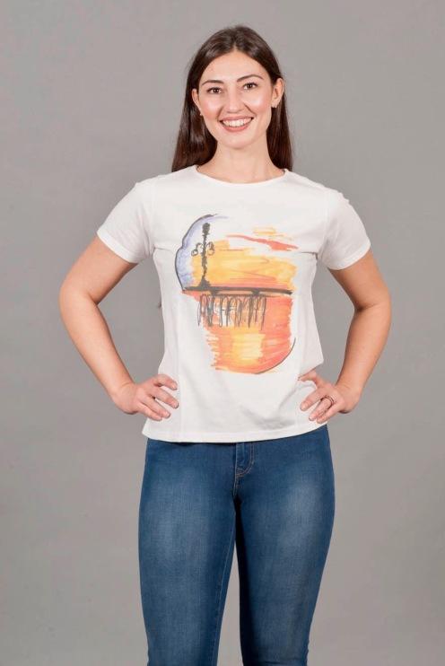 t-shirt girocollo 2